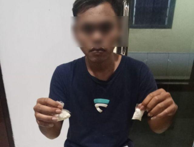 Noor Alfian Pemuda Pasinan Lumajang Ditangkap Edarkan Pil Asu