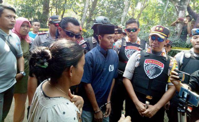 Diciduk Tim Cobra, Nur Hamid Maling Motor Nangis Minta Ma'af ke Korban