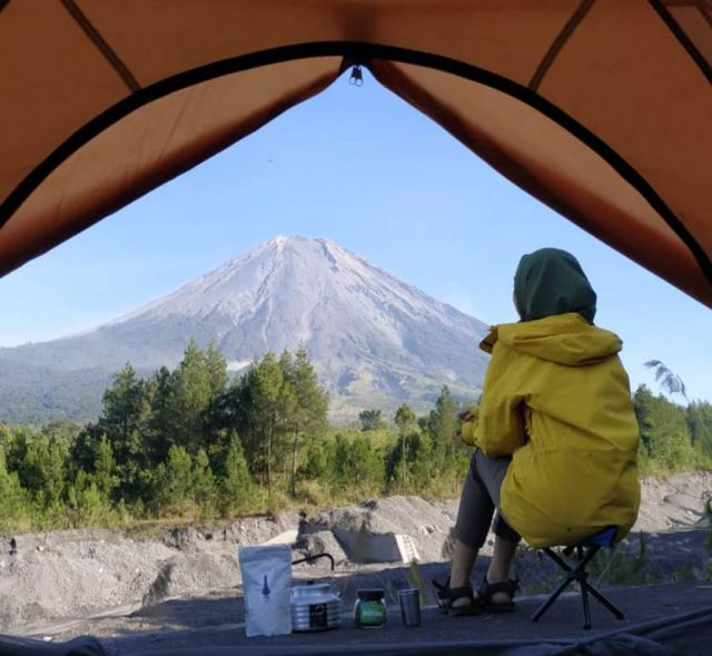 Amazing..! Wisata Camping Graund Oro Oro Ombo Sangat Menakjubkan