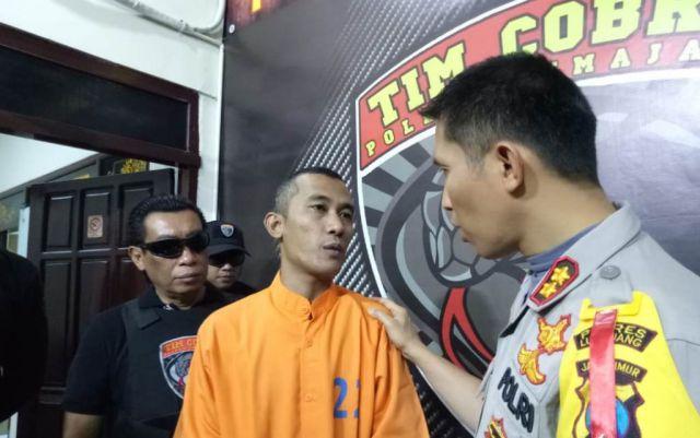 Paksi, Selenong Boy Asal Klakah Diringkus Tim Cobra