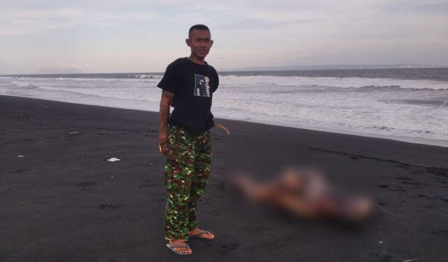 Warga Temukan Mayat Tanpa Busana di Pantai Pancer Pandanarum Lumajang