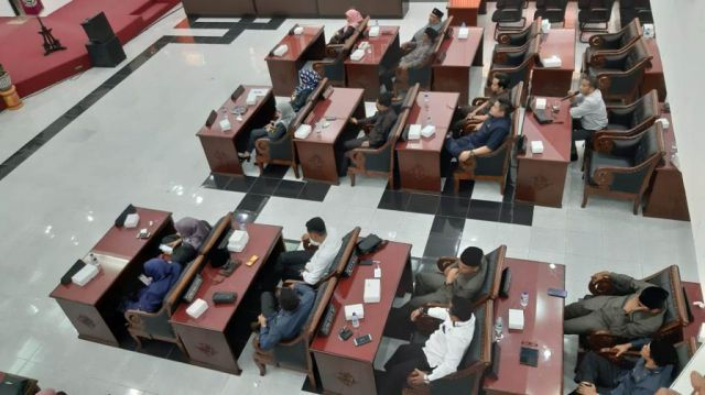 Mas Gatot Orang Dekat Bunda Gagal Jadi Ketua Komisi A DPRD Lumajang