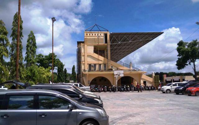 Parkir Stadion Semeru Lumajang Disatroni Maling Sepeda Motor