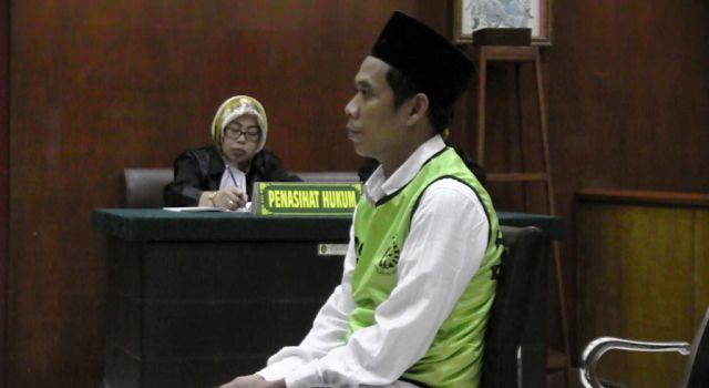 Terbukti Rusak Hutan Lindung, Ketua LMDH Diganjar 8 Tahun Penjara