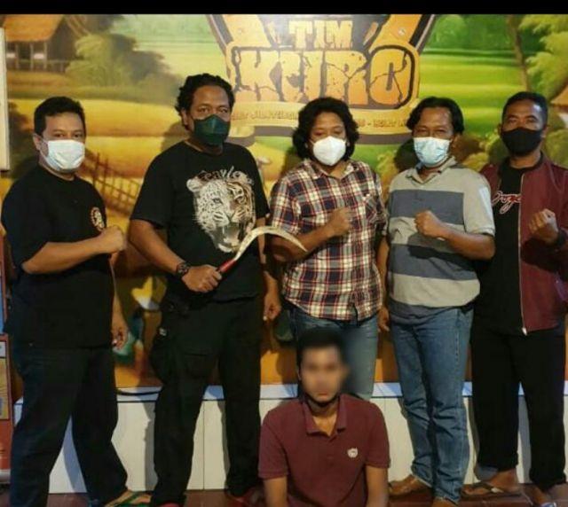 Kurang 24 Jam, Polisi Ringkus Pelaku Pembacokan Warga Klakah Lumajang