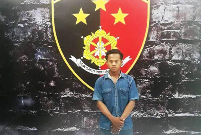 1 Pelaku Pemerkosaan Gadis Kunir di Kebun Singkong Ditangkap Polisi