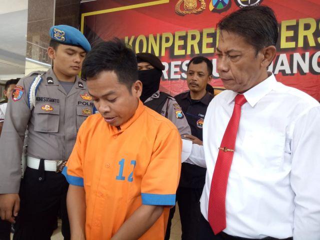 Cobra Lumajang Tangkap Pelaku Pembuhunan di Situs Biting 5 Tahun Silam