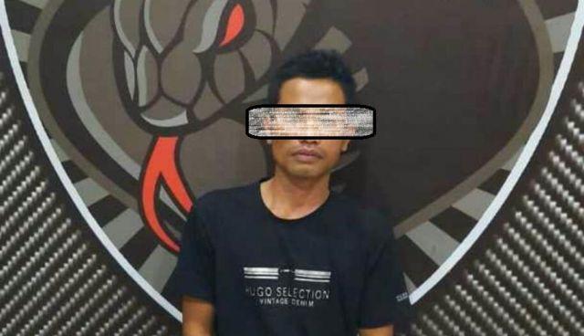 Pembobol SD Klanting 2 Sukodono di Tangkap Tim Cobra Lumajang