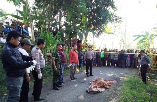 Penjaga Himpunan Air Minum Desa Dadapan Tewas Dibunuh