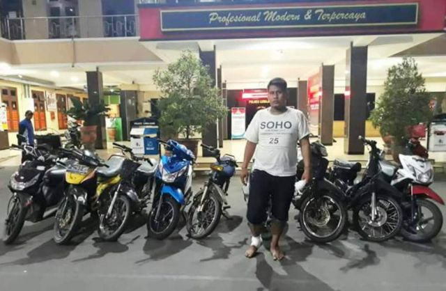 Inilah 23 TKP Penipuan Yang Dilakukan Ahmad Ridho Warga Gondoruso