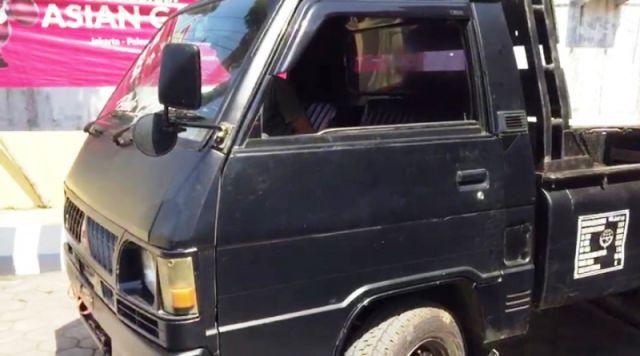 Mobil Pick Up Warga Ranu Bedali Ditemukan di Pasar Hewan Clarak