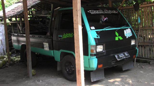 Parkir Digarasi, Mobil Pick Up Warga Ranu Bedali Hilang