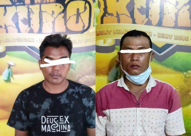 Dua Penjual Pil Koplo Warga Tekung Lumajang Ditangkap Polisi