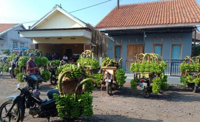 Pasar Pisang Klakah Lumajang Sepi Pembeli Imbas Corona