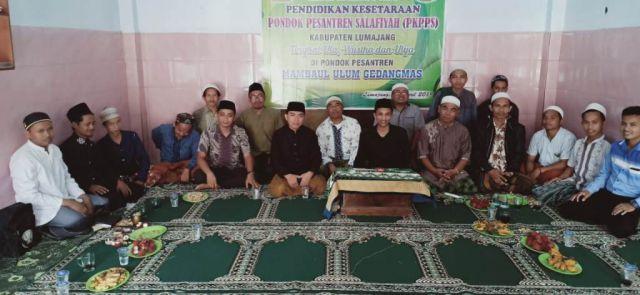 14 Pesantren Salafiyah di Lumajang Siap Diakreditasi Penyelenggara PKPPS