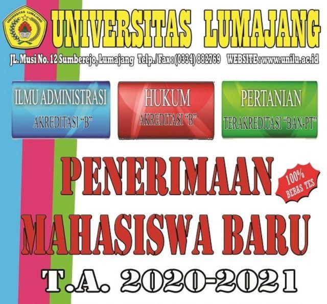 Ingin Kuliah..? Kampus Universitas Lumajang Pilihannya