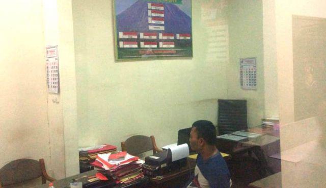 Waduh..! Oknum PNS Lumajang Ditangkap Polisi Kasus Maling Motor