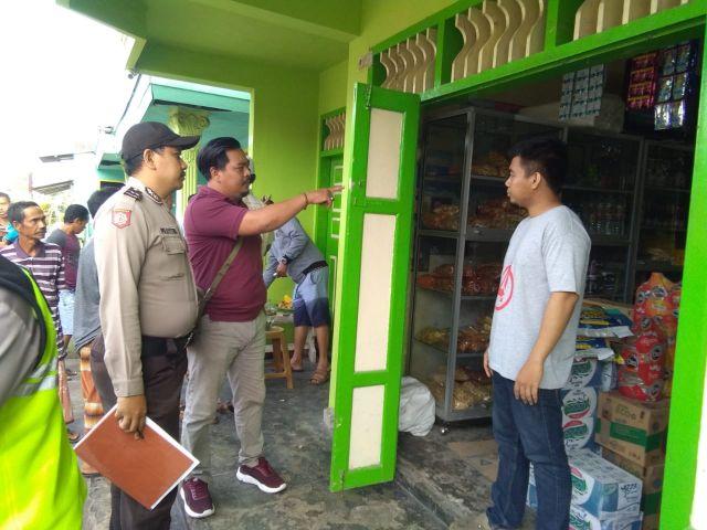 Hara Koen..! 2 Pelaku Pencurian Ruko Karangbendo Lumajang Terekam CCTV