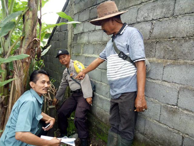 Eksekusi Tanah SengketaDesa Pagowan Pasrujambe Diamankan Polisi
