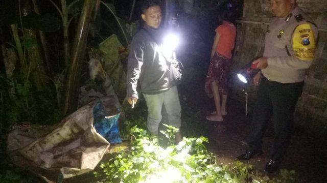 Waduh..! Bayi Dibuang di Kebun Tebu Ranuyoso Hasil Perselingkuhan