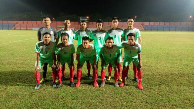 Ceroboh, Tim Sepak Bola Lumajang Dibekuk Kota Blitar 2 - 3