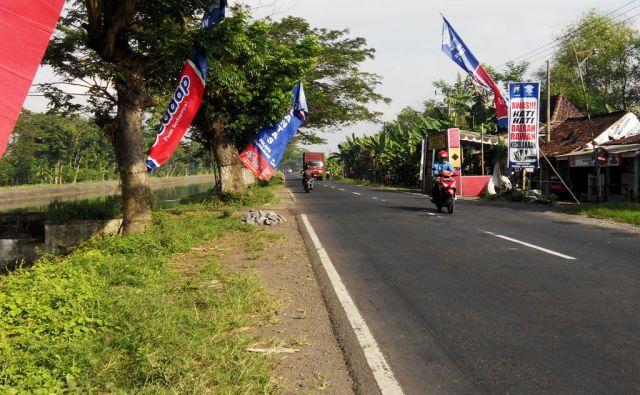 Rawan Begal, Polisi Tempatkan Pos Rahmadiah di Jalur Sukosari-Jatiroto