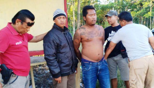 Polres Lumajang Ringkus Komplotan Preman Tambang Pasir