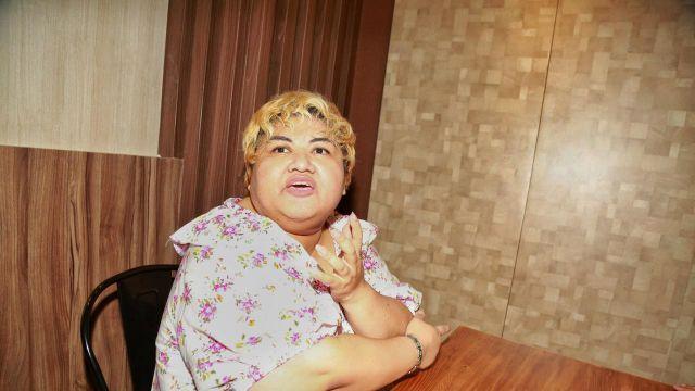 Alm. Pretty Asmara Artis Asal Lumajang Terkenal di Sinetron Saras 008