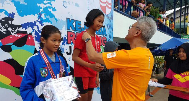 Kejurda di Surabaya, PRSI Lumajang Sukses Bawa 9 Medali