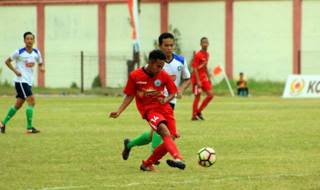 Hajar Krisna FC Surabaya, PSIL Lumajang Pesta Gol 6-1