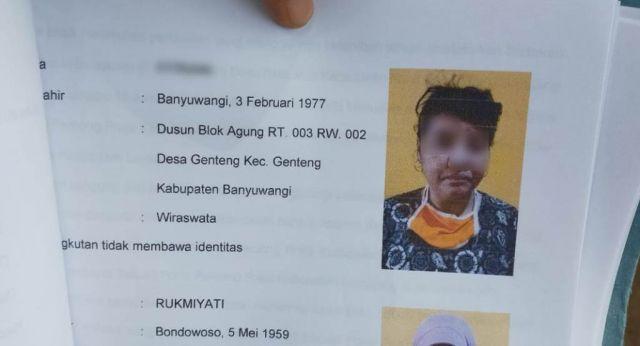 PSK Asal Banyuwangi 3 Kali Terjaring Razia di Eks Lokalisasi Bebekan