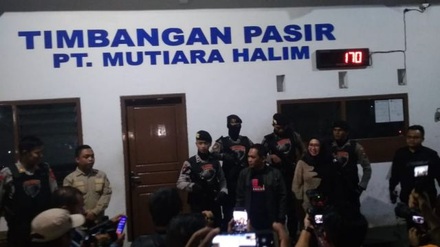 Karyawan PT. Mutiara Halim jadi Pengangguran, Bupati: Jadi Urusan Internal Perusahaan