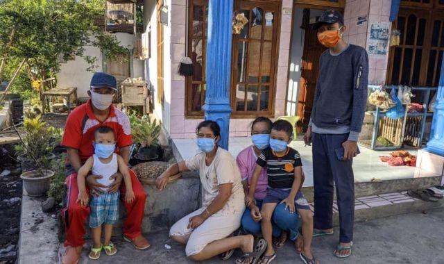 Desa Pundungsari Lumajang Alokasikan Dana Belikan Masker Warganya