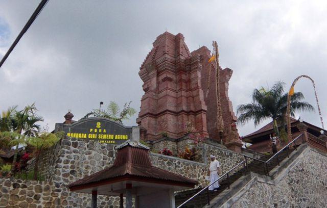 FKDT Kutuk Keras Pengrusakan Patung di Pura Madara Giri Semeru Agung