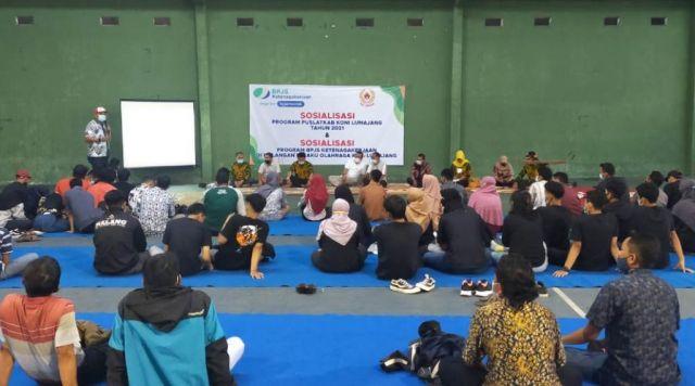 82 Atlet Unggulan Lumajang Ikuti Puslatkab Sambut Porprov Jatim 2022