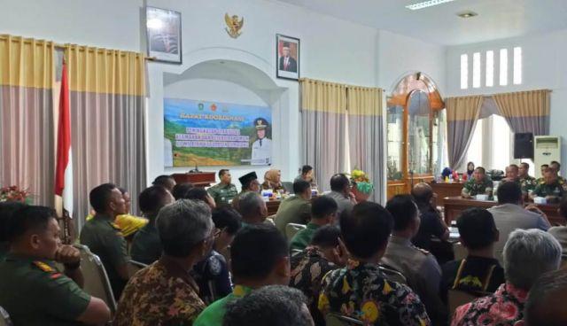 31 Desa Sangat Rawan 3.555 Pasukan Amankan Pilkades Lumajang