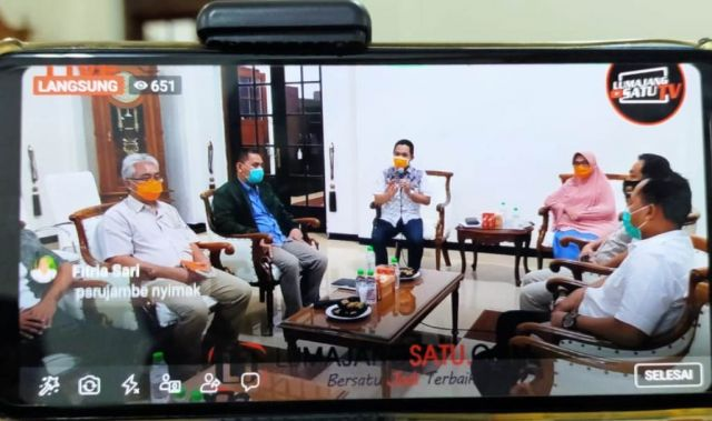 PKL di Lumajang Dapat Kelonggaran Bisa Kembali Berjualan