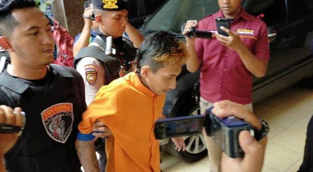Cucu Pemerkosa Nenek Ditembak Tim Cobra Tangguh Lumajang