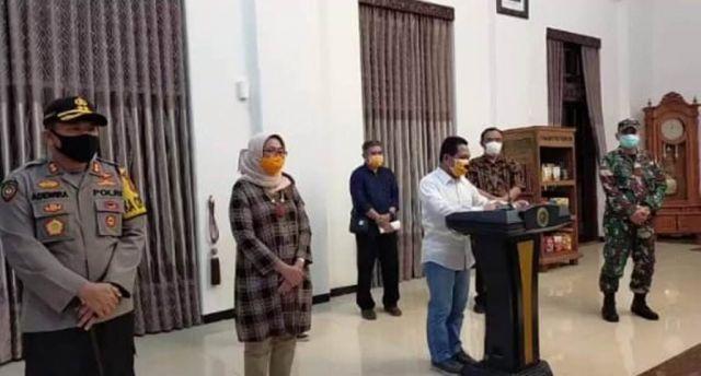Riwayat AL Lumajang Positif Corona Pernah Pelatihan TKHI di Surabaya