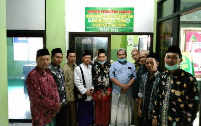 RMI NU Kencong Studi Banding Program Madin dan TPQ ke Lumajang