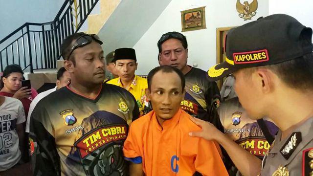 Tim Cobra Lumajang Ringkus Rampok dan Begal Sadis Tukang Bacok