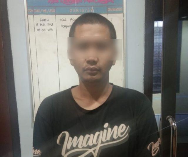 Jual Pil Koplo, Pemuda Jl. Gozali Lumajang Diringkus Polisi Depan Indomaret