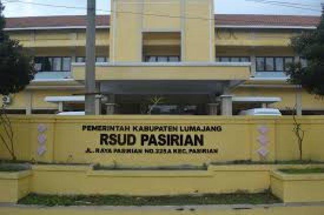 Klaster Baru RSUD Pasirian, Lumajang Dekati Zona Merah Covid 19