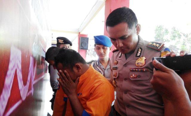 Jual Pekat Hemat Sabu, Liasan Warga Bondoyudo Diringkus Polisi