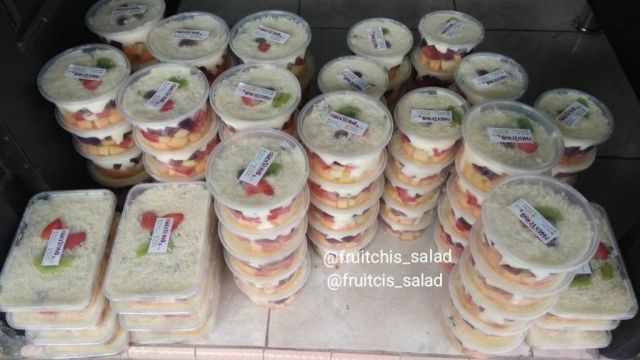Salad Buah Fruitcissalad Memiliki 4 Cabang di Lumajang dan Jember