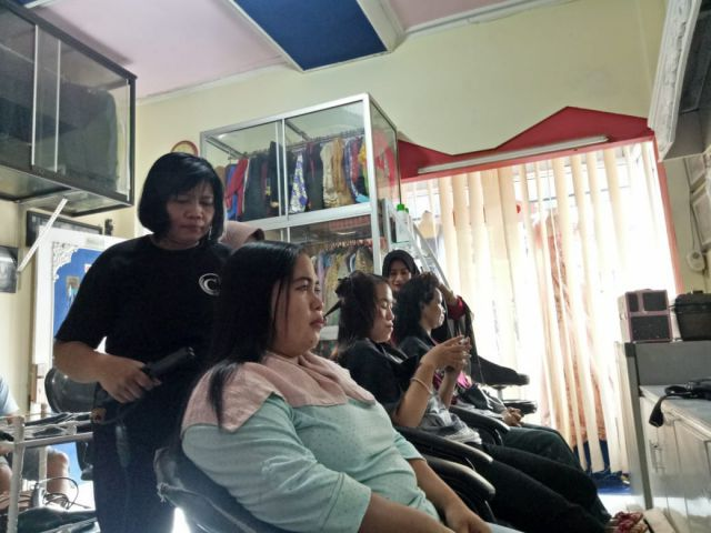 Cantik Lahir Batin Sambut Lebaran, Salon-salon Kebanjiran Order