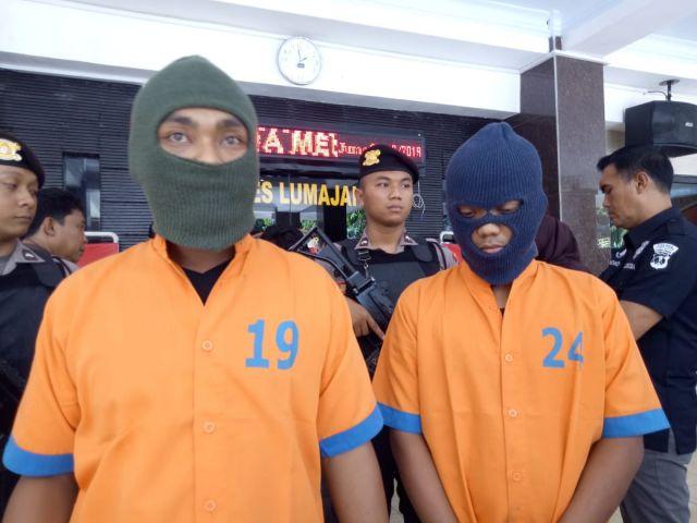 Saman Bandar Shabu Kedungjajang Ditangkap Diwarung Pak Toha