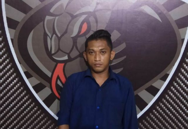 Pesta Terlarang Samsi Ridwan Pasrujambe Dibekuk Satreskoba Lumajang