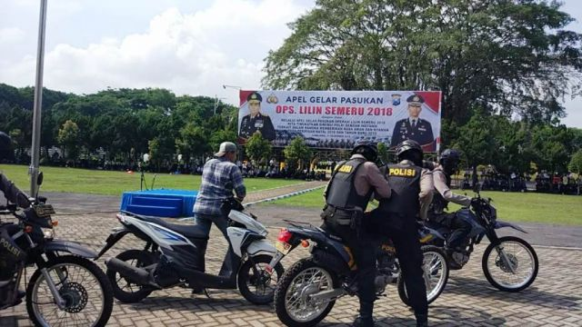Satgas Polres Lumajang Siap Beraksi Berantas Begal dan Maling Sapi