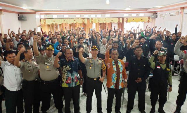 Operasi Pekat 2 Minggu, Polres Lumajang Tangkap 65 Tersangka dari 59 Kasus
